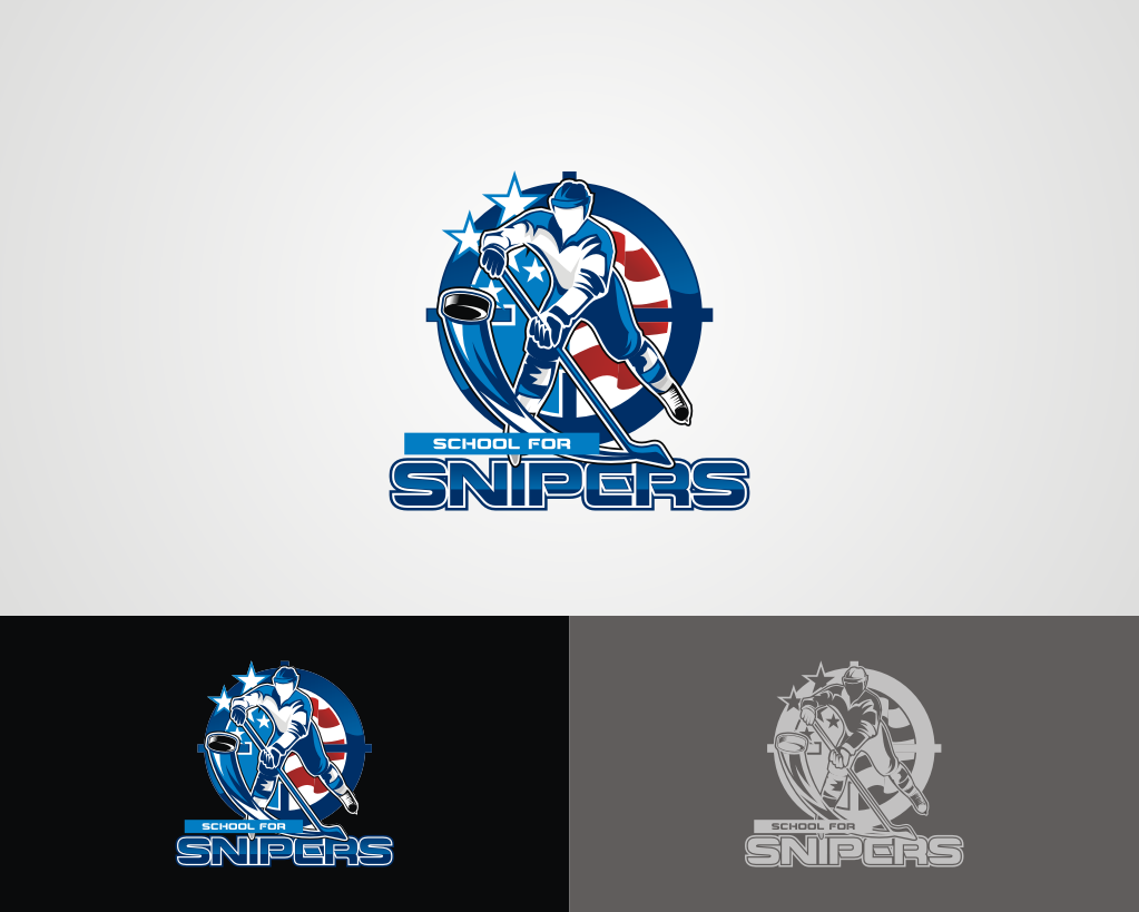 Help School For Snipers with a new logo