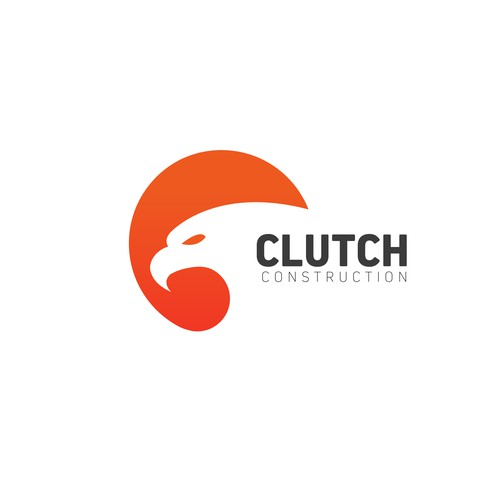 Clutch logo design concept