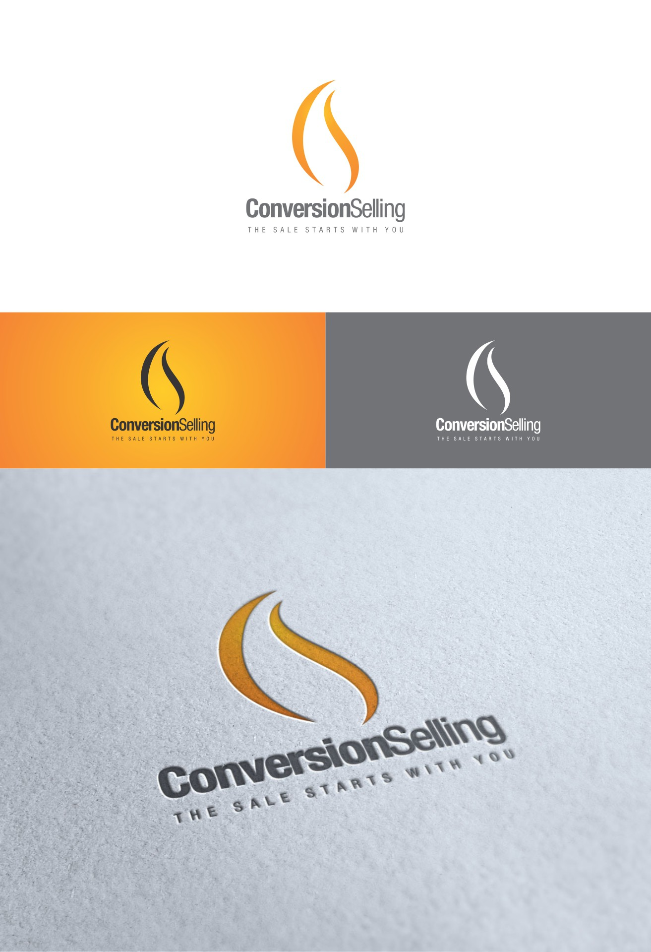 New logo wanted for Conversion Selling