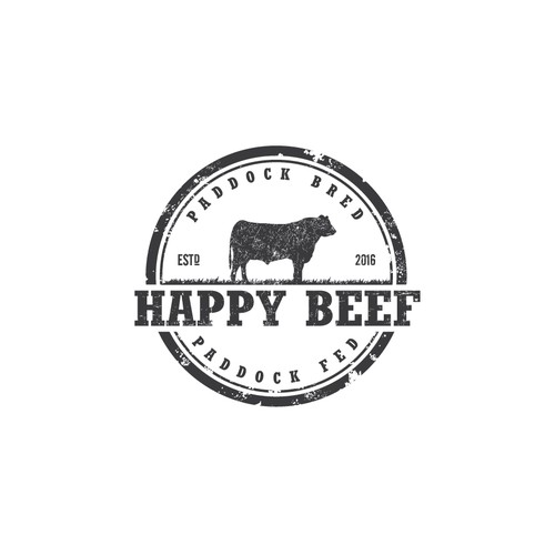 happy beef