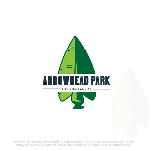 Logo design for Real Estate Park