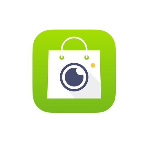 App icon design for Livester