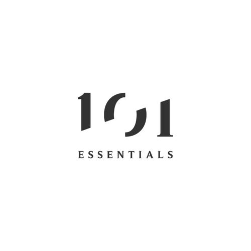 A logo for a men's underwear fashion line that focuses on 'Superior Minimal Luxury'