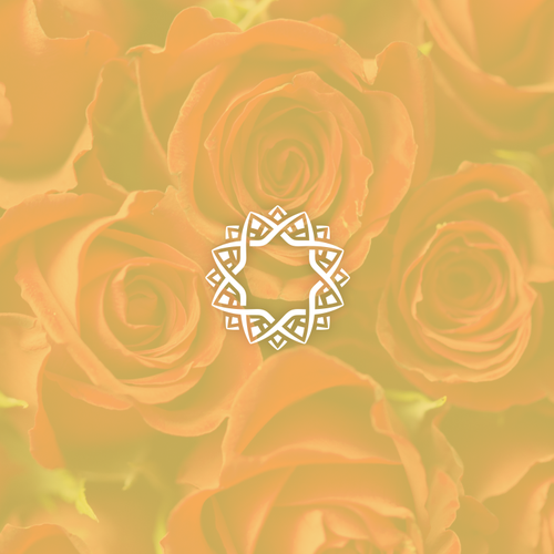 Elegant logo for a hatbox flower company - Rose Privée