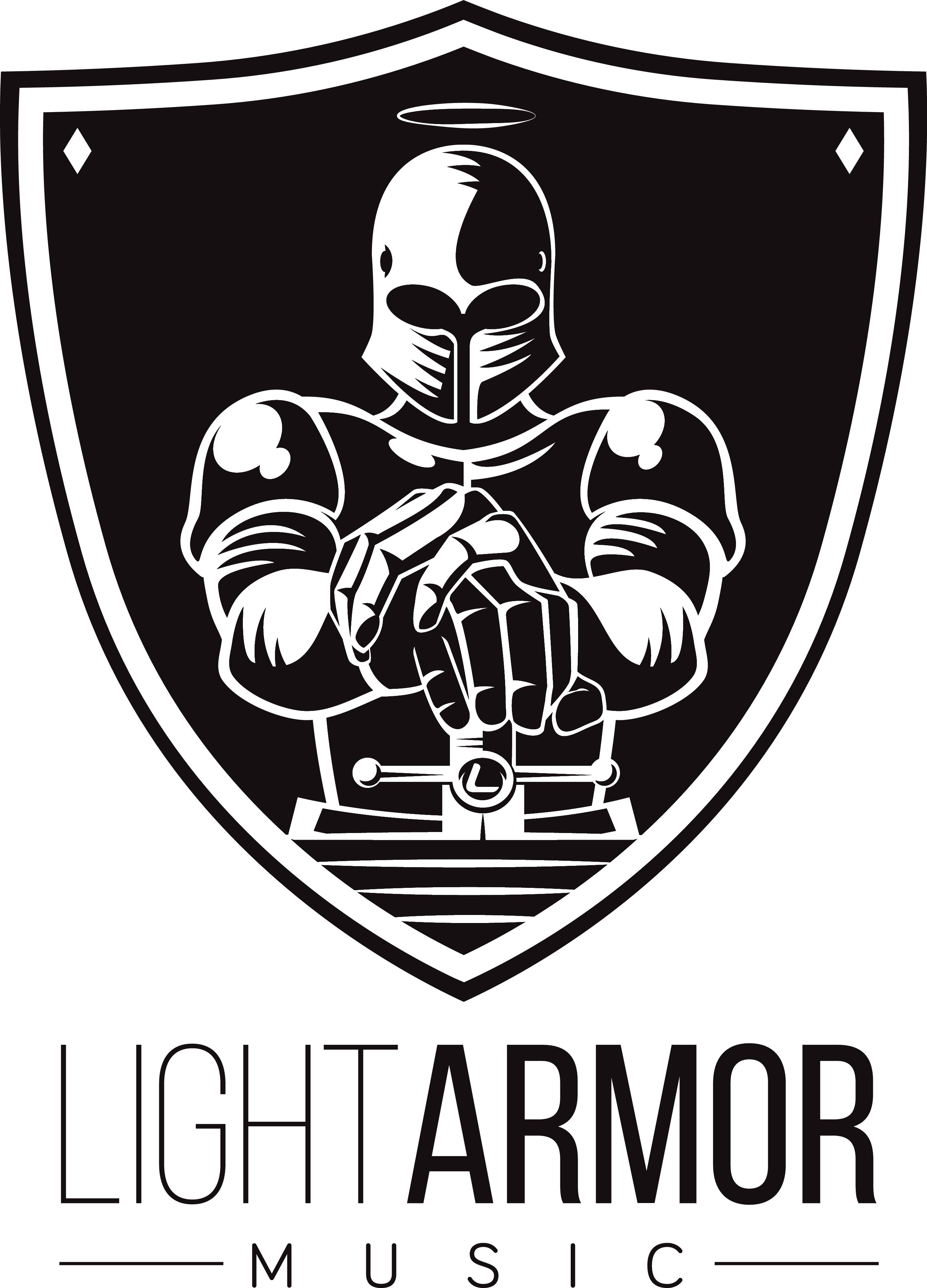 "Depict ""Light Armor Music"" for Record Label"