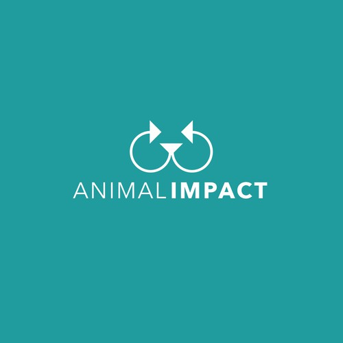 Logo for an Ethical Travel Company that Volunteers to help Animals