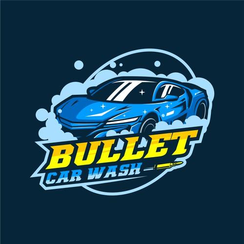 Car Wash Maacot Logo