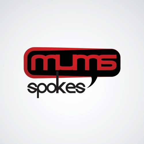 Spokesmums needs a logo to make it stand out from the crowd!