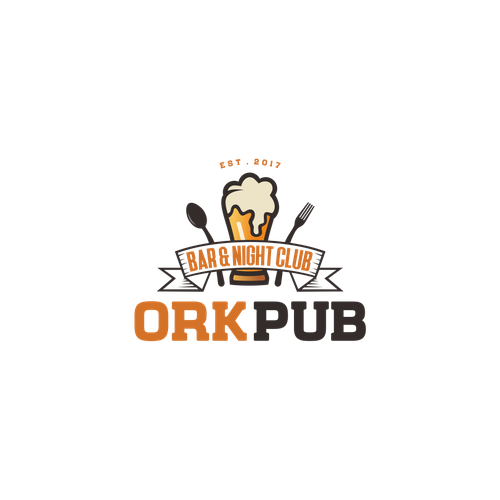 Logo Designs For Pub