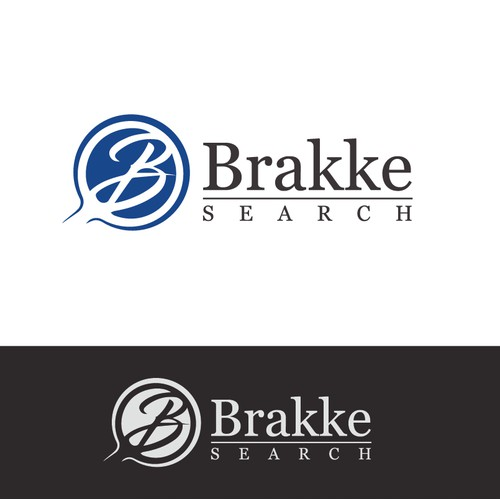Logo for a search firm