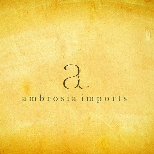 Wine Importing Company Logo