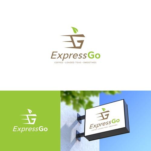 EXPRESS GO LOGO