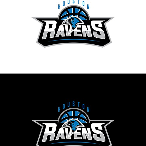 Houston Ravens need logo for basketball team