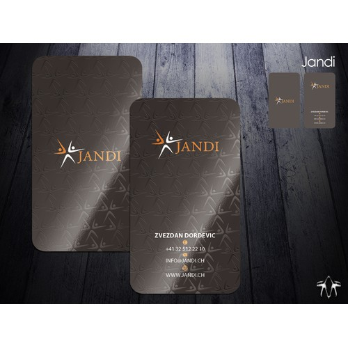 Jandi Business card