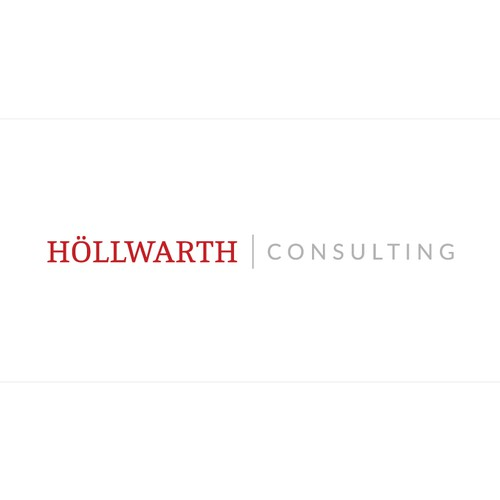 Höllwarth Consulting - Logo Redesign