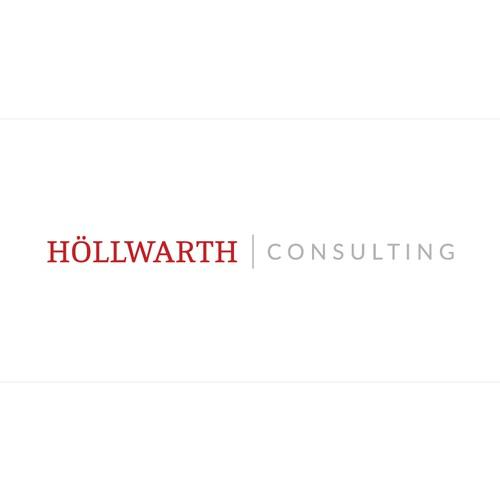 Höllwarth Consulting - Logo Redesign