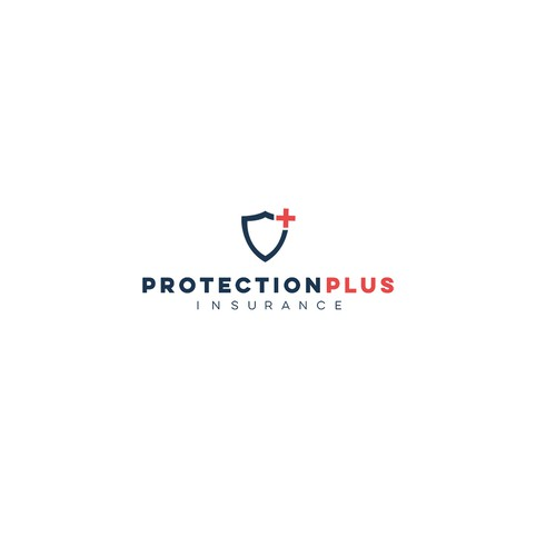 Create a professional logo for a new personal insurance service.
