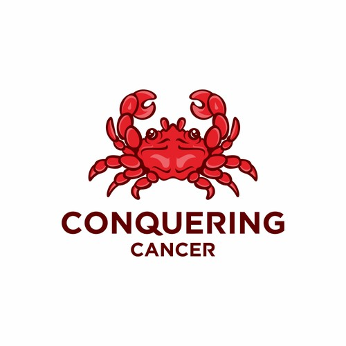 Bold logo for cancer