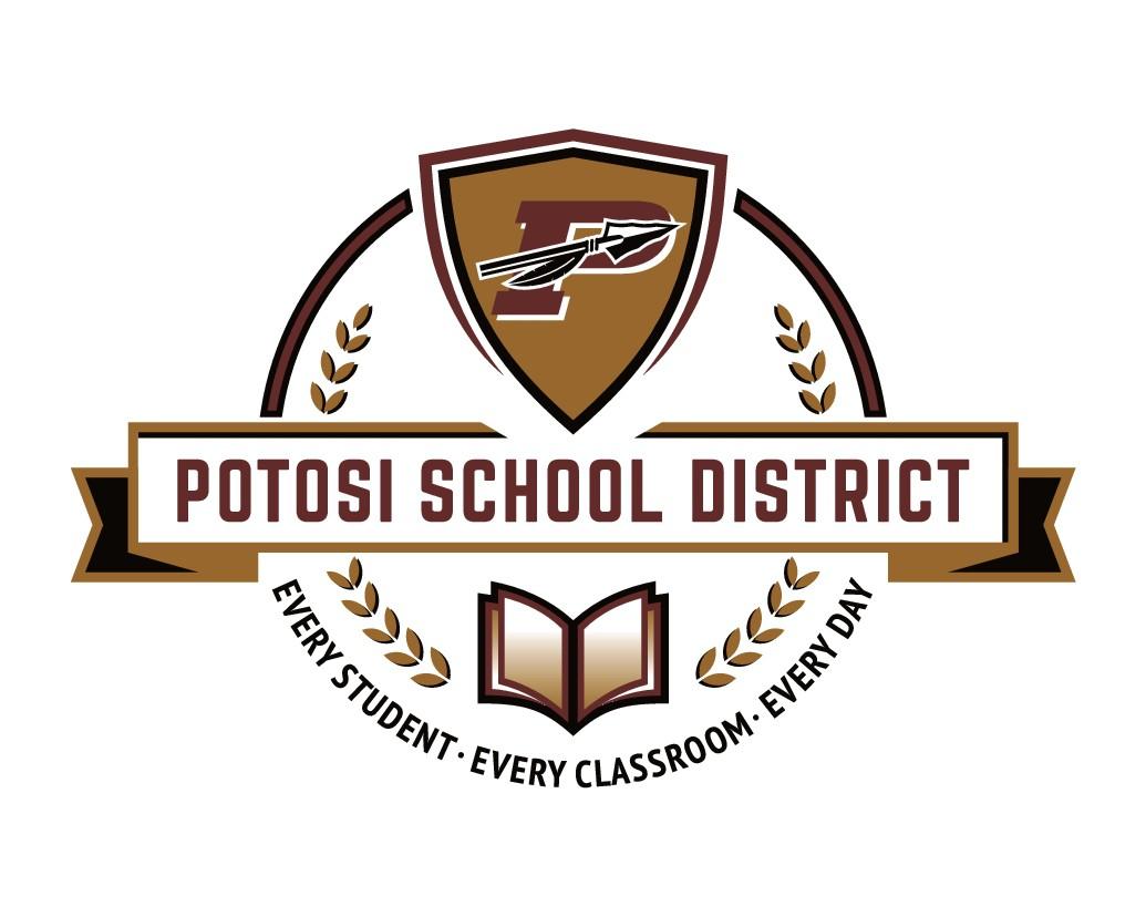 Help the Potosi School District create a new logo.