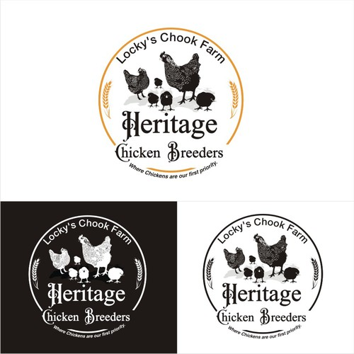 Heritage Chicken Breeders.