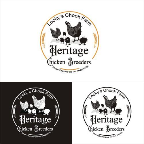 Heritage Chicken Breeders.
