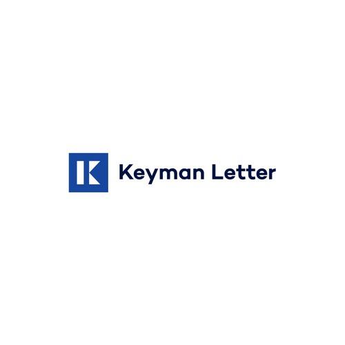 Logo Concept for Keyman Letter