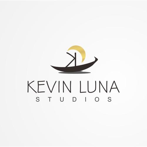 "GUARANTEED IT! - ""Kevin Luna Studios"" - Logo/ Business Card Design"