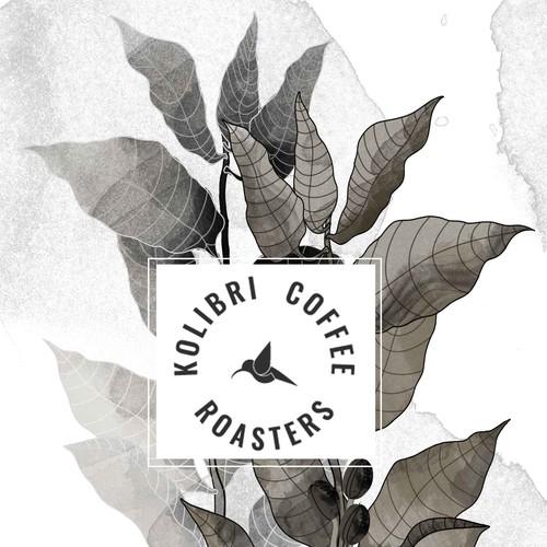 Plants label design