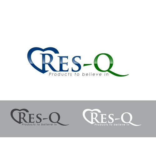 New word mark logo wanted for Res-Q