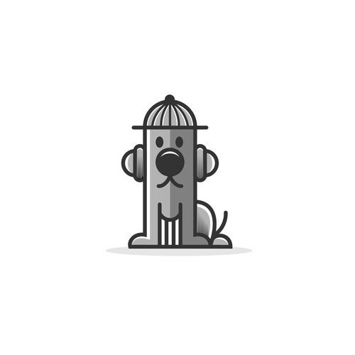 Create a unique and memorable logo for NYC POOCH