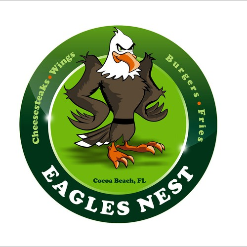 New logo wanted for Eagles Nest