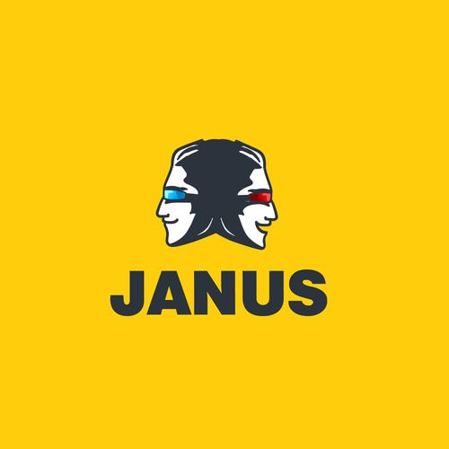 Logo design for a movie rating system