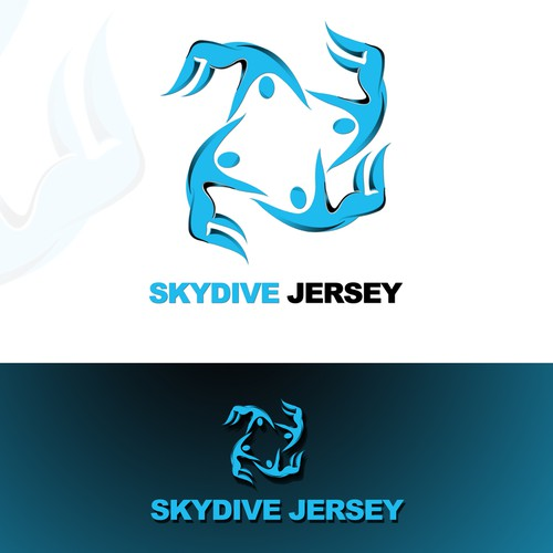 Create the next logo for Skydive Jersey