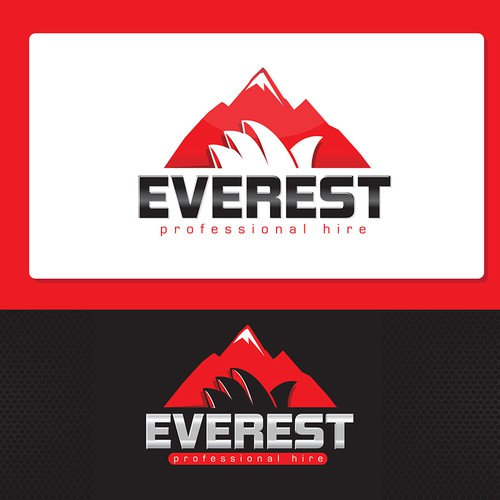 HAVE U GOT WHAT I NEED?? New logo design for Everest.....give it a go!