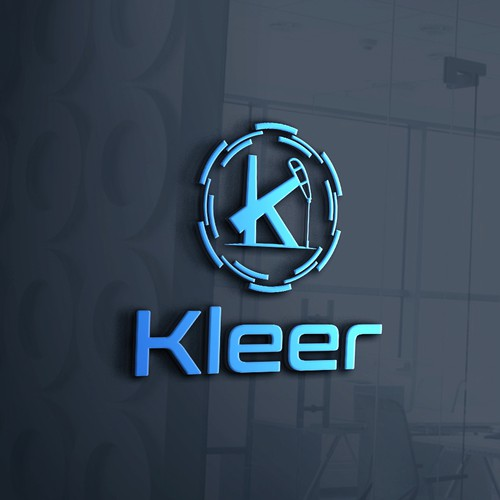 "Logo for ""Kleer"""