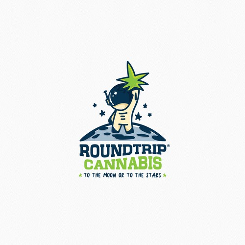 Roundtrip Cannabis - To the moon OR To the stars