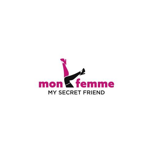 Logo concept for mon femme