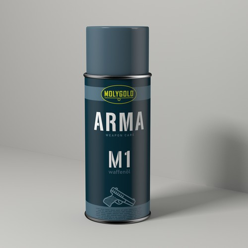 cleaning agent ARMA blue