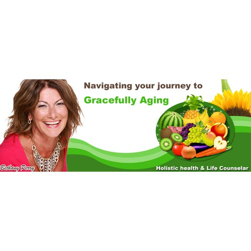 Bethany Perry, Holistic Health & Life Counselor needs a new banner ad