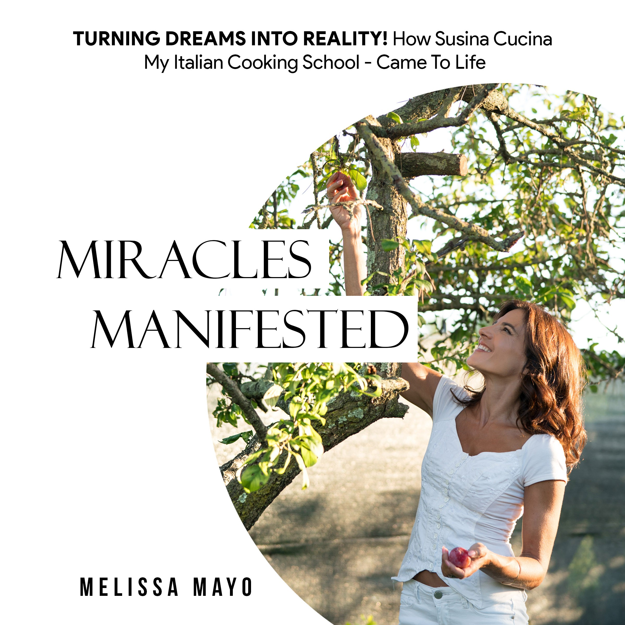 Audio Book Cover - Miracles Manifested