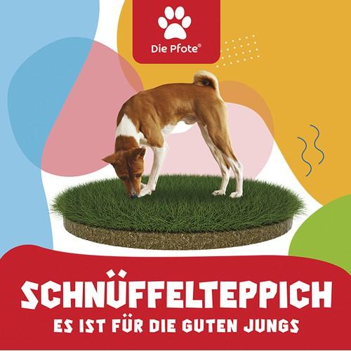 Dog Toy packaging design