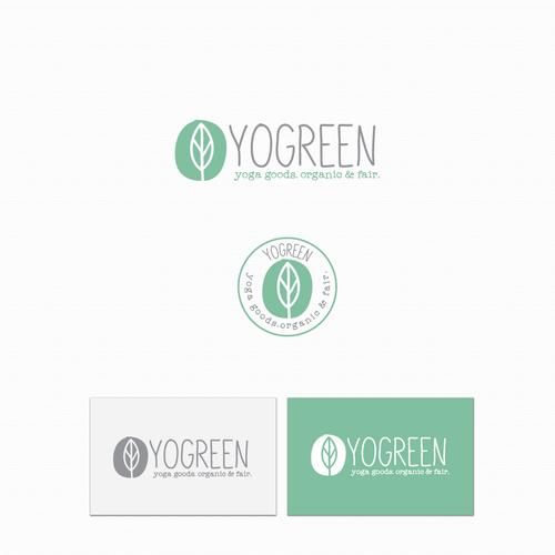 Concept for yoga organic fair trade.