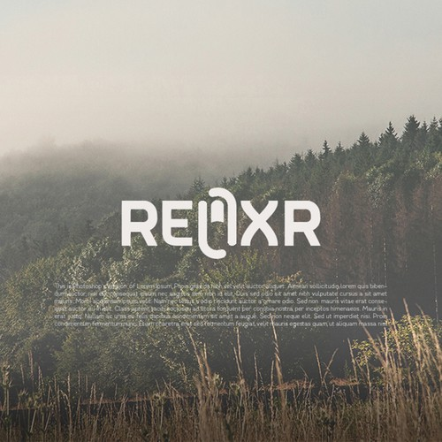 Sophisticated logo for RELIXR Health