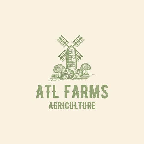 Agriculture logo design project