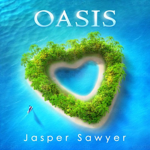 "Music Cover Design ""JASPER SAWYER"""
