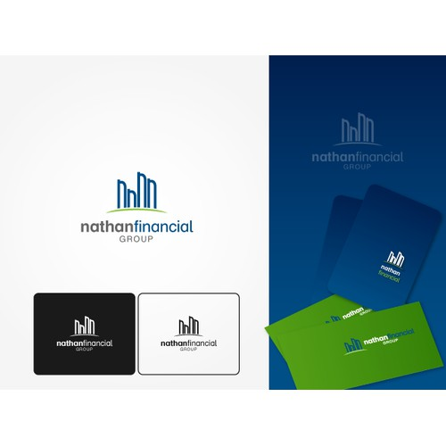 Rebrand Logo Design for Financial Services Company