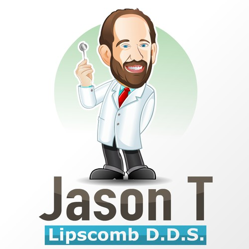 Create a logo for Jason's dental office