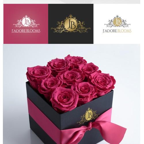 A boutique elegant logo