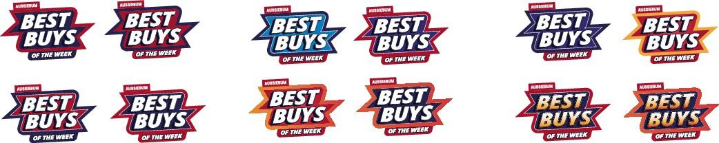Best Buys Of The Week