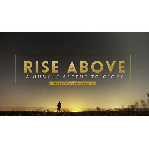 Series Design - Rise Above: A Humble Ascent to Glory